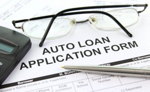 Car Loan Application Red Deer Alberta